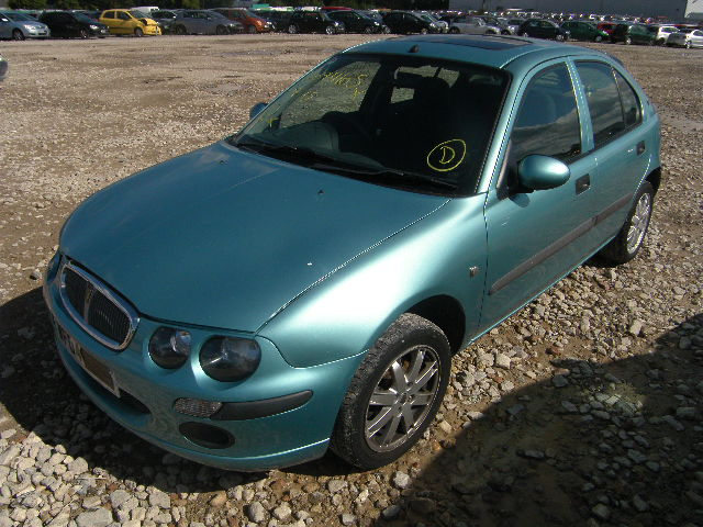 2004 Rover 25 Impression Breakers Rover 25 Parts Rover 25 Breaking