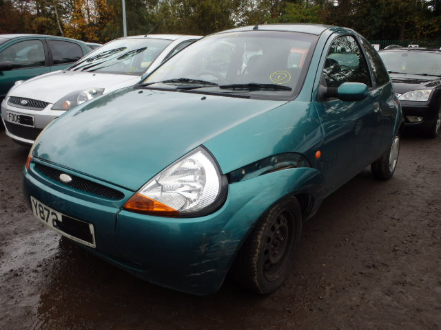 Ford Ka Breakers Collection Parts