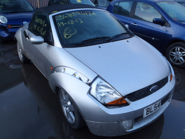 Ford Streetka Breakers Streetka L Reconditioned Parts
