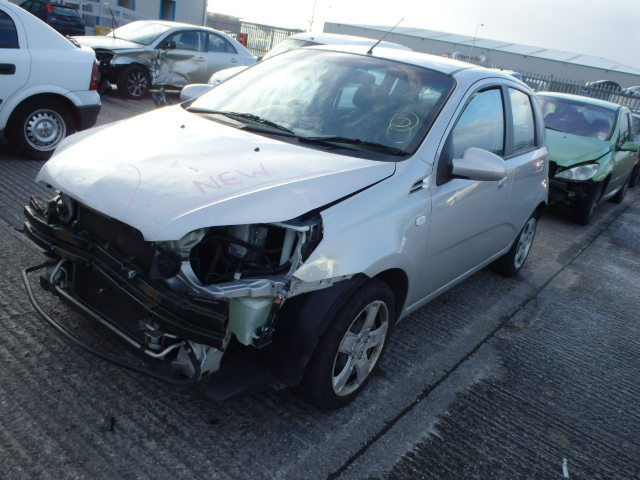 2010 Chevrolet Aveo Ls Breakers Chevrolet Aveo Parts Chevrolet
