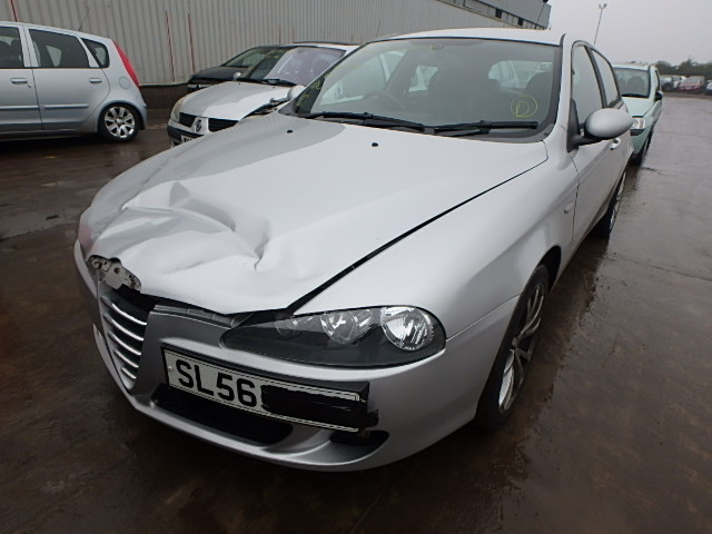 2006 ALFA ROMEO 147 JTDM TURBO breakers