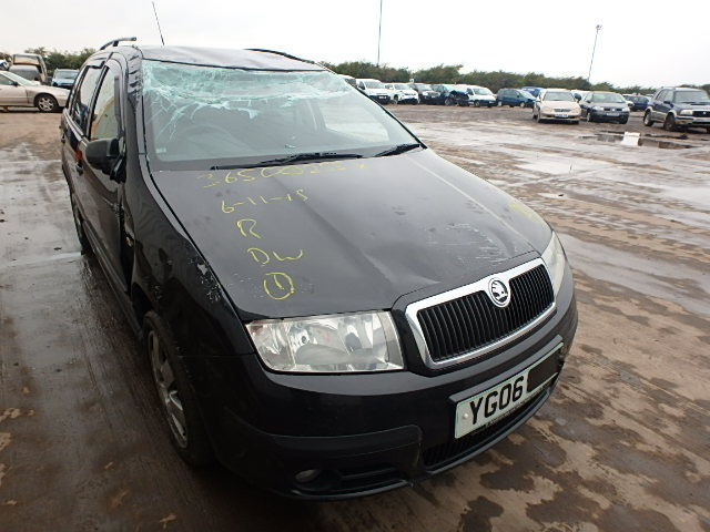 2006 skoda fabia bohemia breakers skoda fabia parts skoda fabia breaking. Black Bedroom Furniture Sets. Home Design Ideas