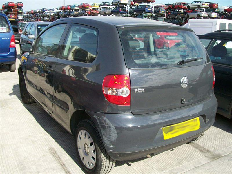 2006 volkswagen fox 55 1198cc breakers volkswagen fox 55. Black Bedroom Furniture Sets. Home Design Ideas
