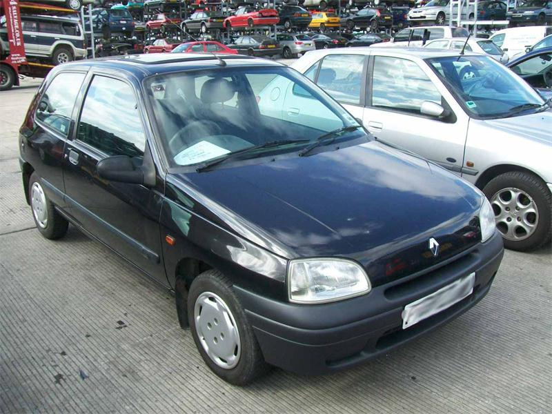 Renault versailles 1997 renault clio rl 1 2 versailles 1149cc breakers renault clio rl 1 2 - Garage renault versailles ...
