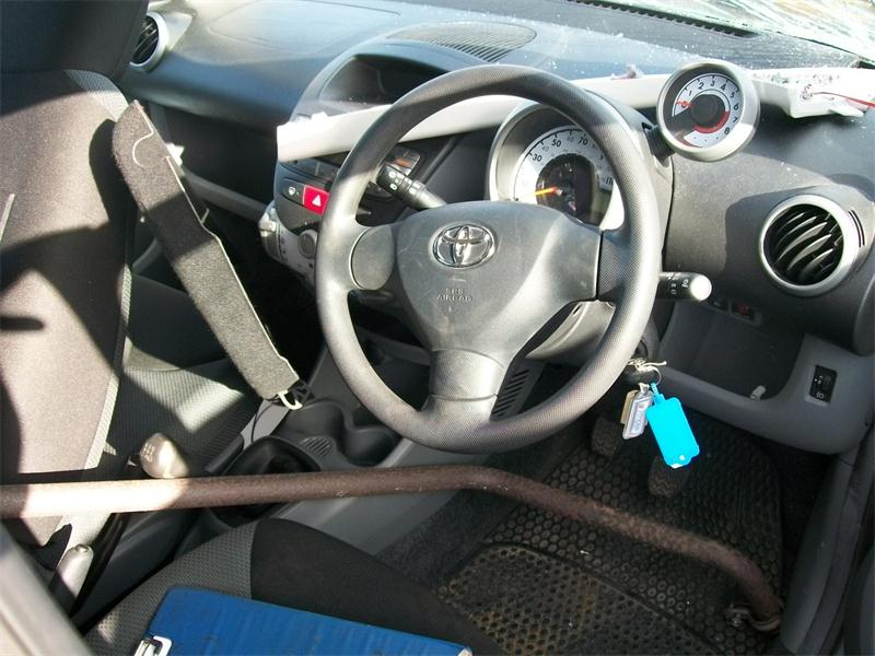 Fuse Box Location Toyota Aygo : Toyota aygo fuse box wiring diagram images
