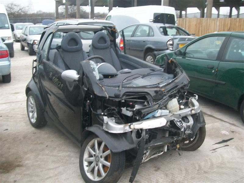 2005 SMART MCC PASSION 61 AUTO 698cc breakers