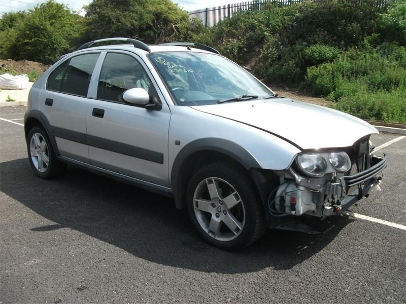2003 Rover Streetwise S 1396cc Fuel Injection Breakers Rover