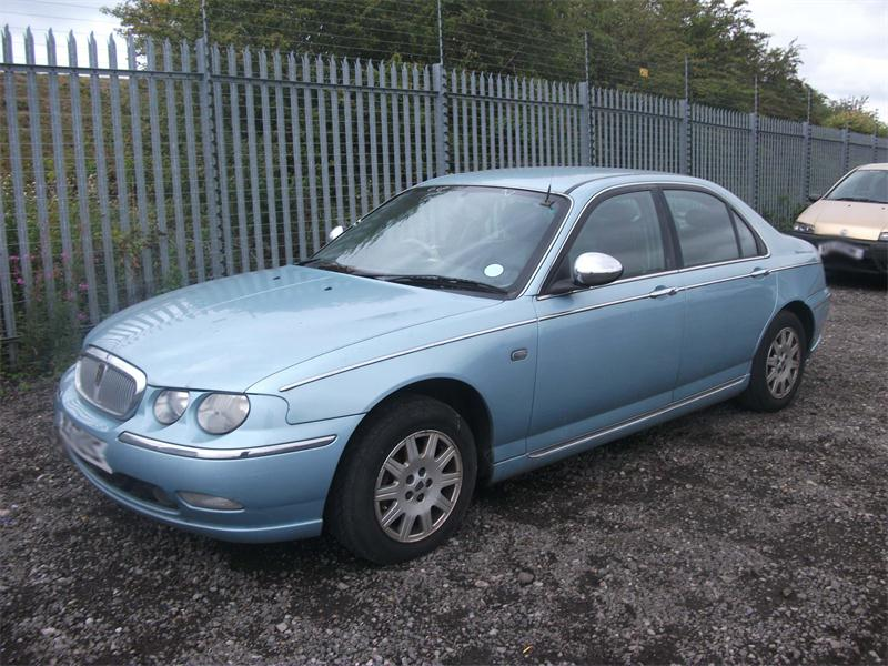 2002 rover 75 connoisseur 1951cc breakers rover 75 connoisseur rh car breaker com Rover 75 Connoisseur 2004 Rover 2004 Model 75