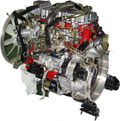 FORD FOCUS DIESEL ENGINE