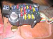 FORD FOCUS FUSEBOX