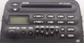 JEEP CHEROKEE RADIO