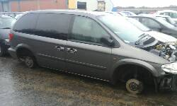 2005 CHRYSLER VOYAGER SE PLUS CRD breakers