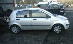 2003 HYUNDAI GETZ GSI breakers