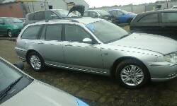 2002 ROVER 75 CLUB SE CDT TOURER breakers