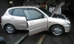 2002 DAIHATSU SIRION EL AUTO breakers