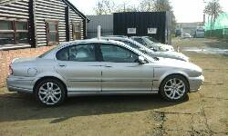 2004 JAGUAR X-TYPE V6 SPORT breakers