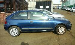 2001 ROVER 25 IMPRESSION breakers