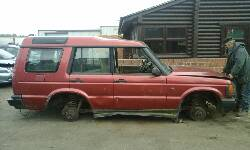 1998 LAND ROVER DISCOVERY TD5 S breakers
