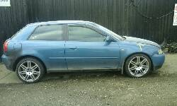 2001 AUDI A3 1.9 TDI SPORT breakers