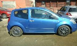 2004 CITROEN C2 SX breakers