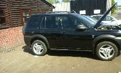 2003 LAND ROVER FREELANDER V6I ES AUTO breakers