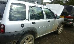 2003 LAND ROVER FREELANDER KALAHARI S/W breakers