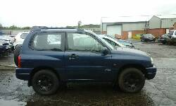 2005 SUZUKI GRAND VITARA 16V SPORT breakers