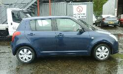 2005 SUZUKI SWIFT GL breakers