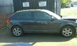2009 AUDI A3 SE 138 TDI breakers