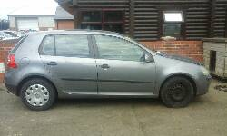 2004 VOLKSWAGEN GOLF S breakers