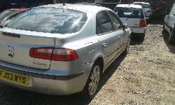 2003 RENAULT LAGUNA PRIVILEGE 16V breakers