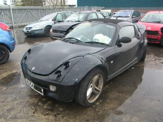 2004 Smart ROADSTER 8 breakers