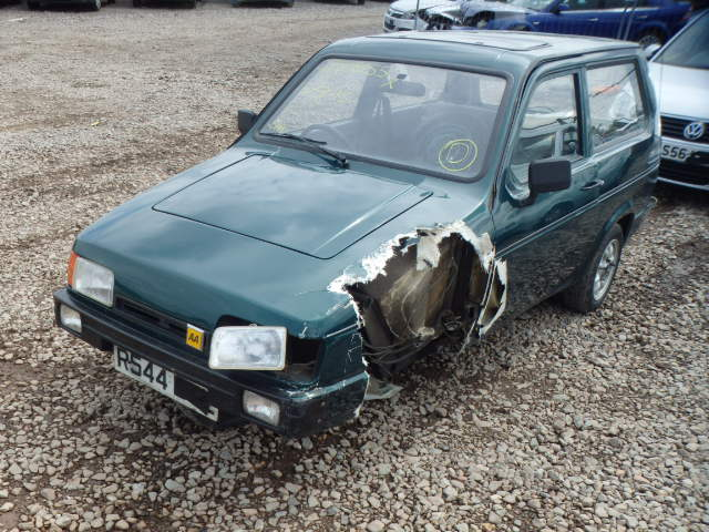 1997 RELIANT ROBIN LX breakers