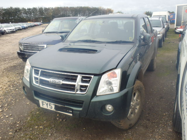 2007 ISUZU RODEO DENVER breakers