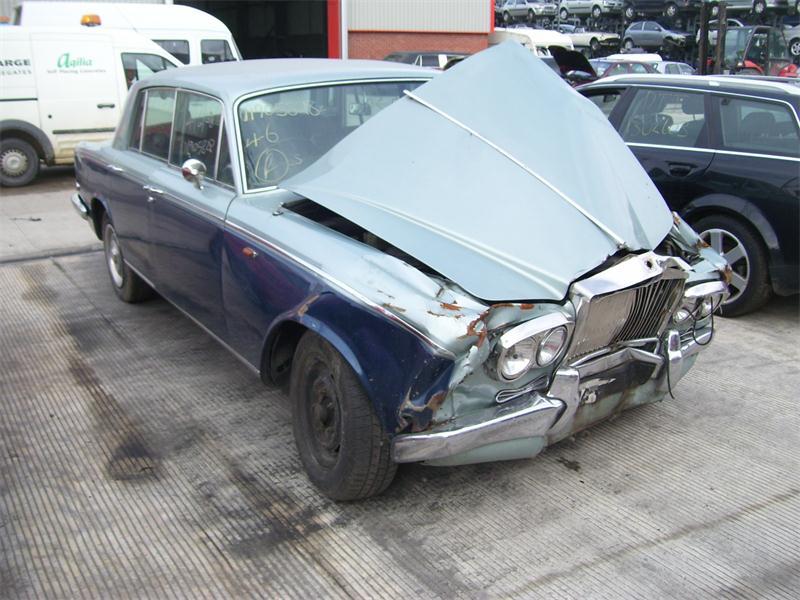 1972 ROLLS-ROYCE CORNICHE its a shadow one 6750cc breakers