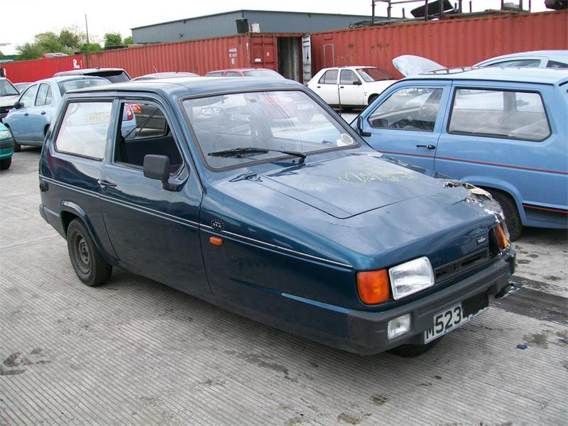 1994 RELIANT ROBIN LX 848cc breakers