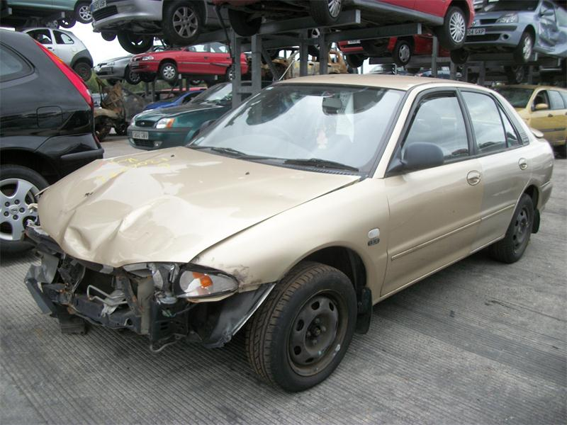 2002 PROTON WIRA LXI 1468cc breakers